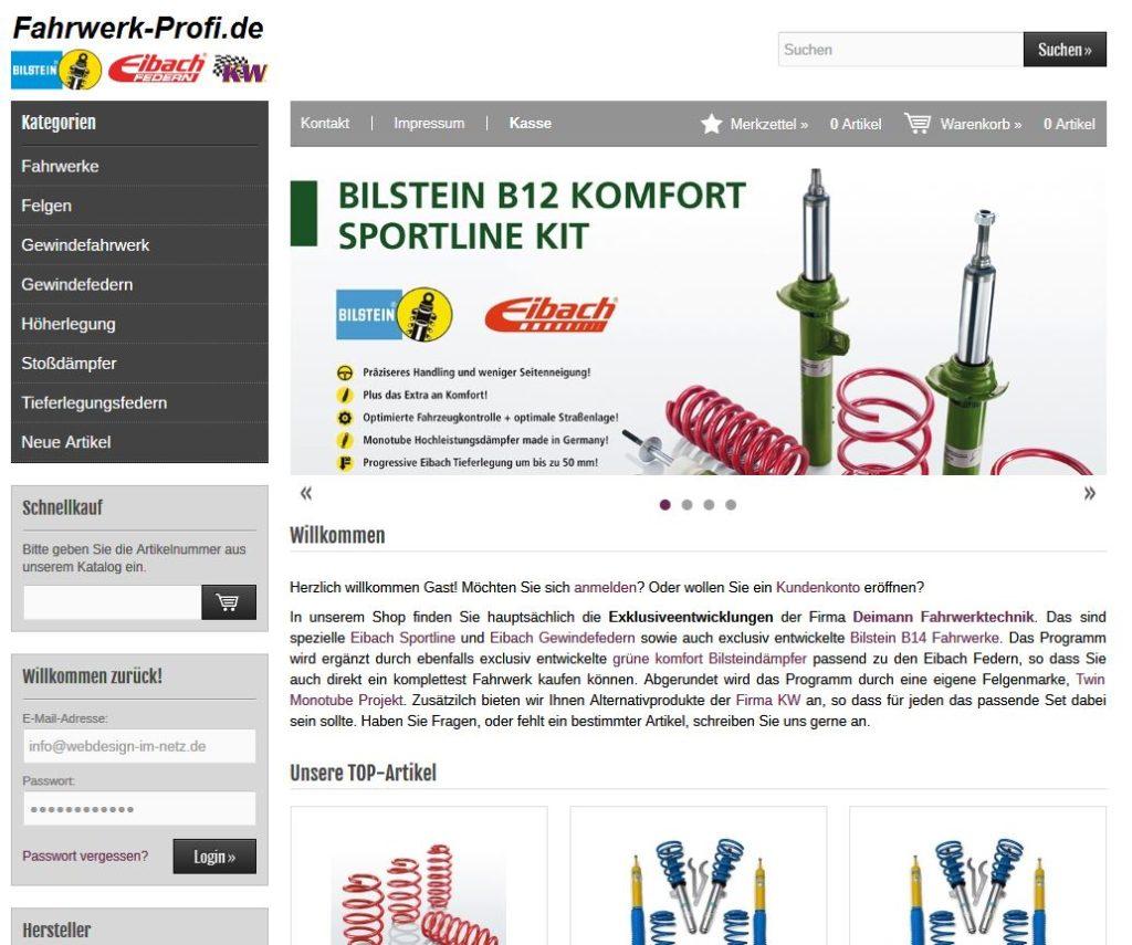 Fahrwerk-Profi.de